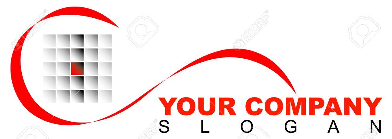Company logo Stock Vector - 4701811