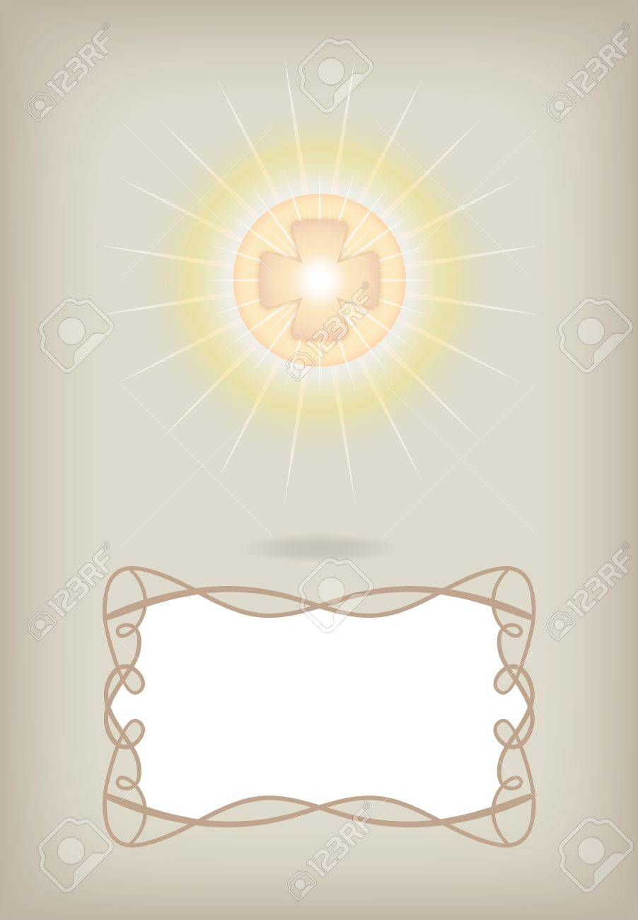 Greeting card for first communion royalty free cliparts vectors greeting card for first communion stock vector 10844096 kristyandbryce Choice Image