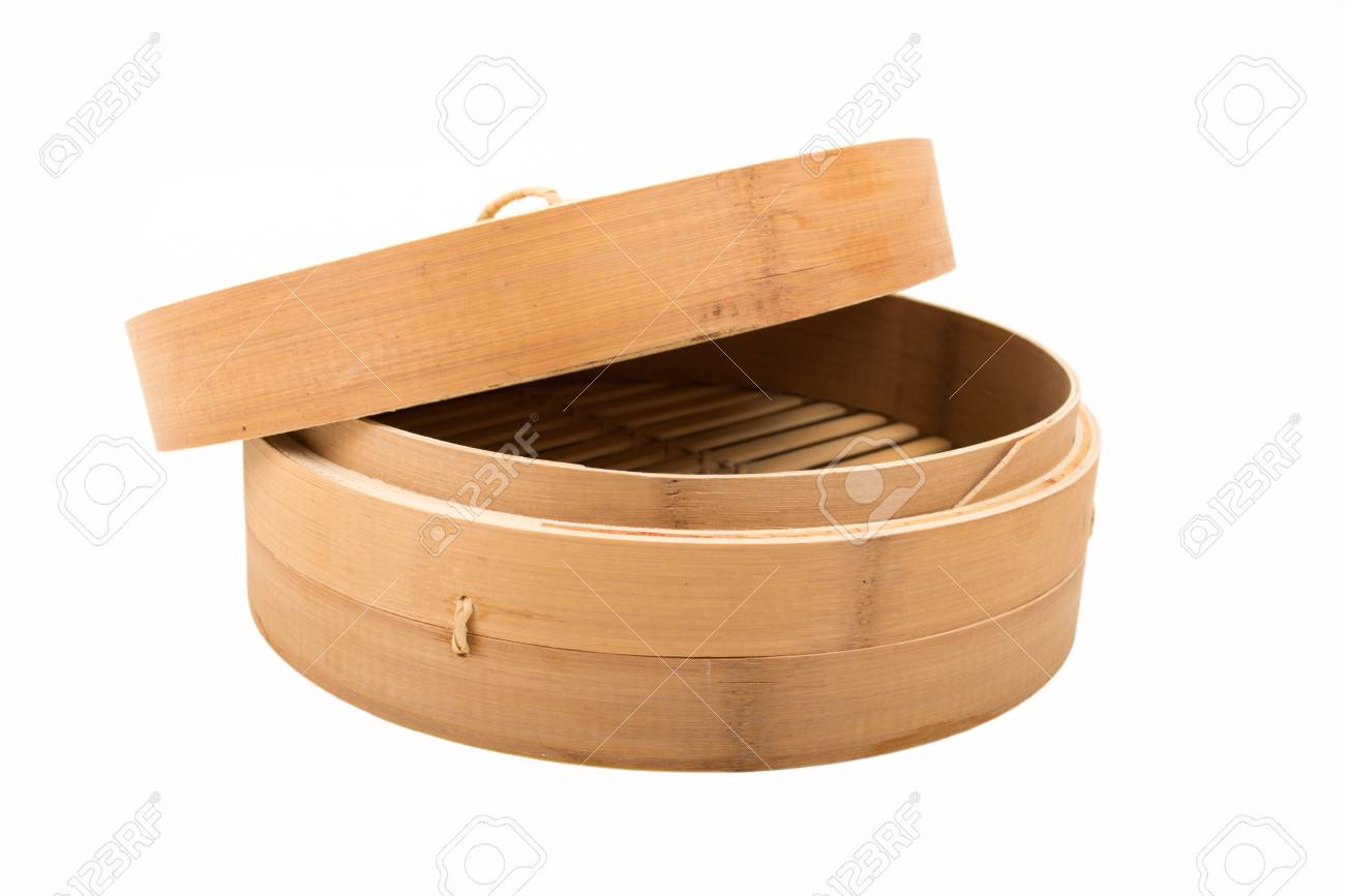 Bamboo Steamer Stock Photo - 10703472