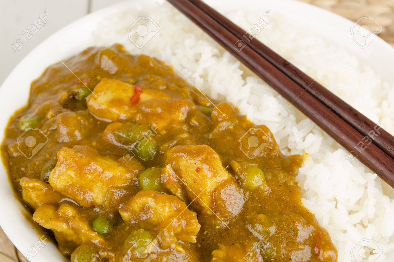 Chicken Curry With Peas Curry With Green Peas And