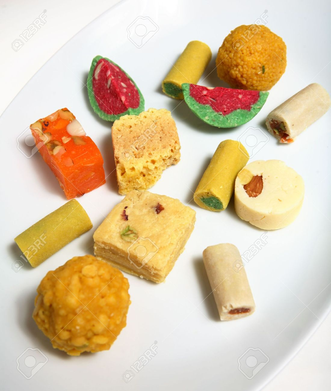 Indian (subcontinent) Sweets L...