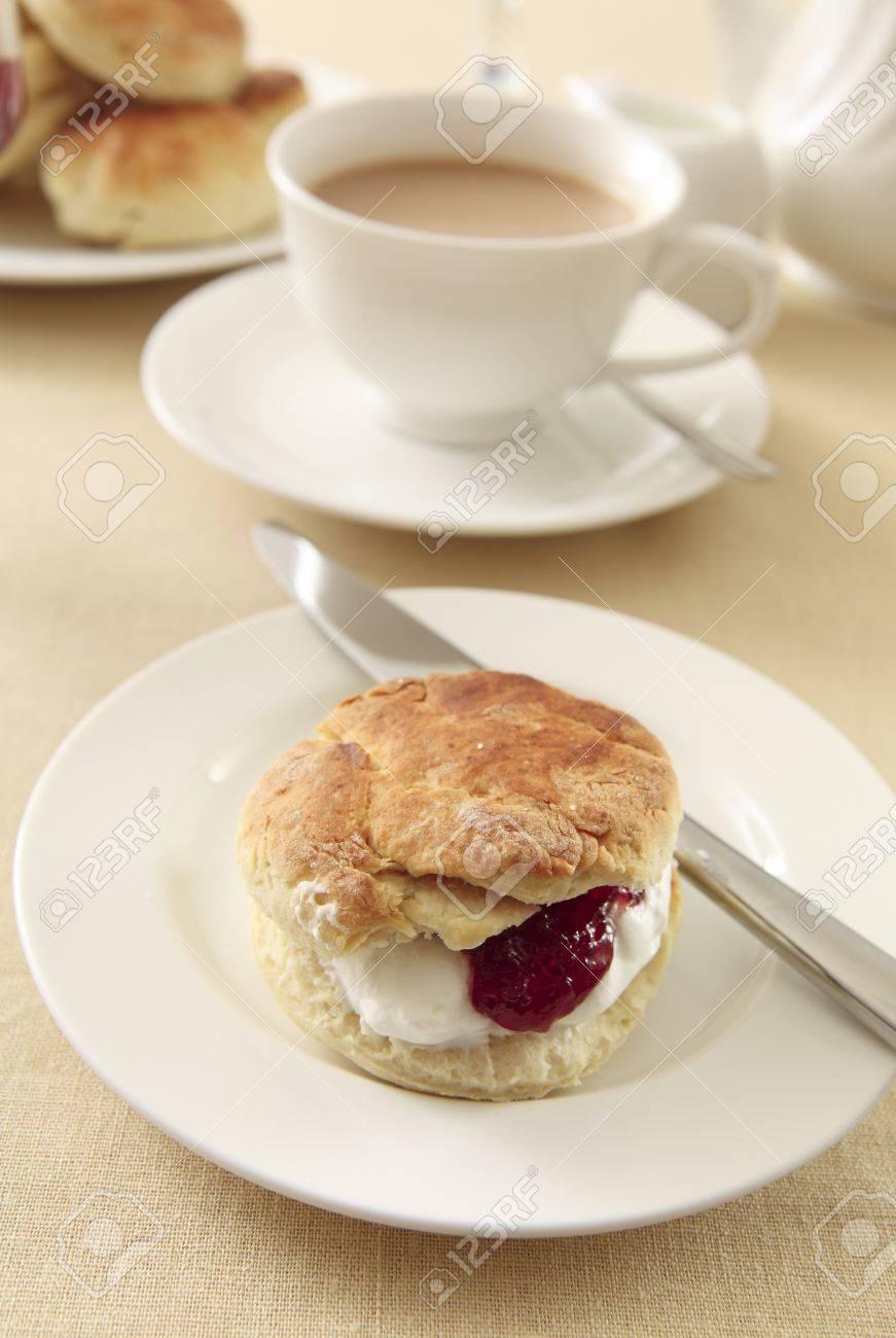 confiture de fraise en anglais