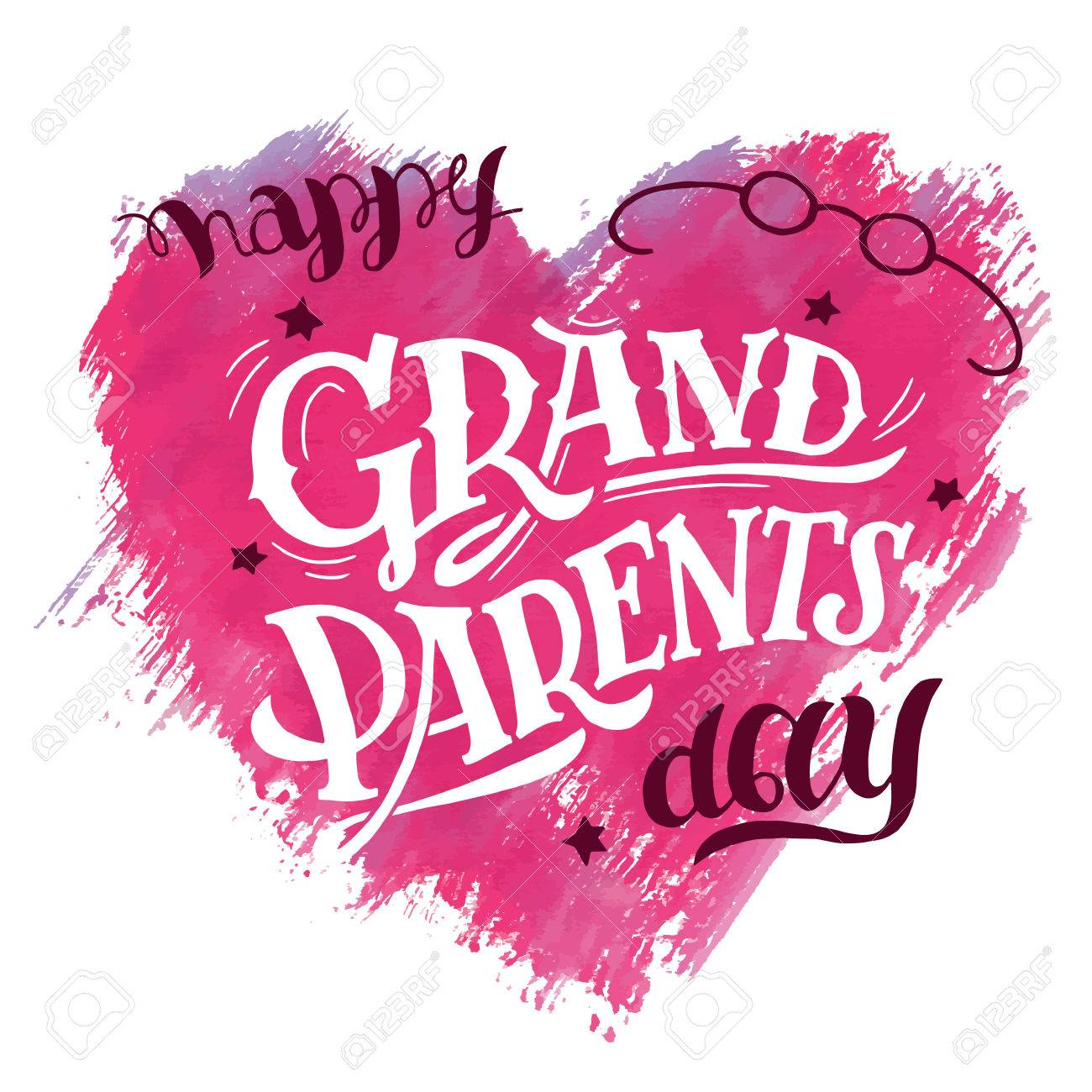 happy grandparents day gift card for grandpa and grandma holiday