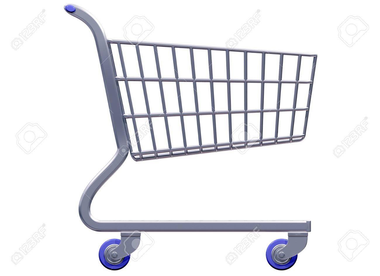 Cart Side Shopping Cart Side on
