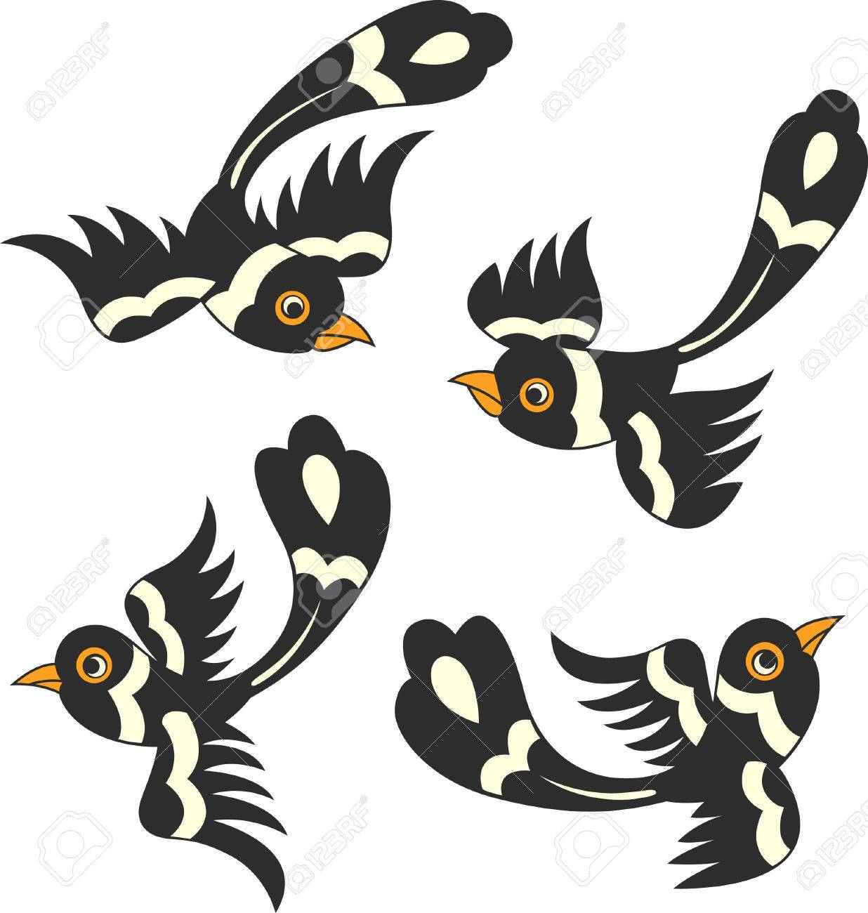 bird cartoon design Stock Vector - 7796722
