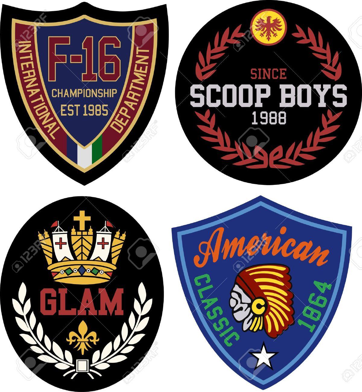 stylish badge symbol design Stock Vector - 11298960
