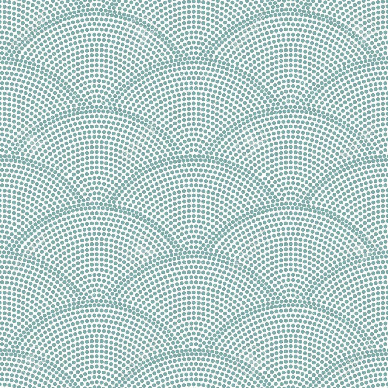 Ocean Wave Pattern Magnificent Design