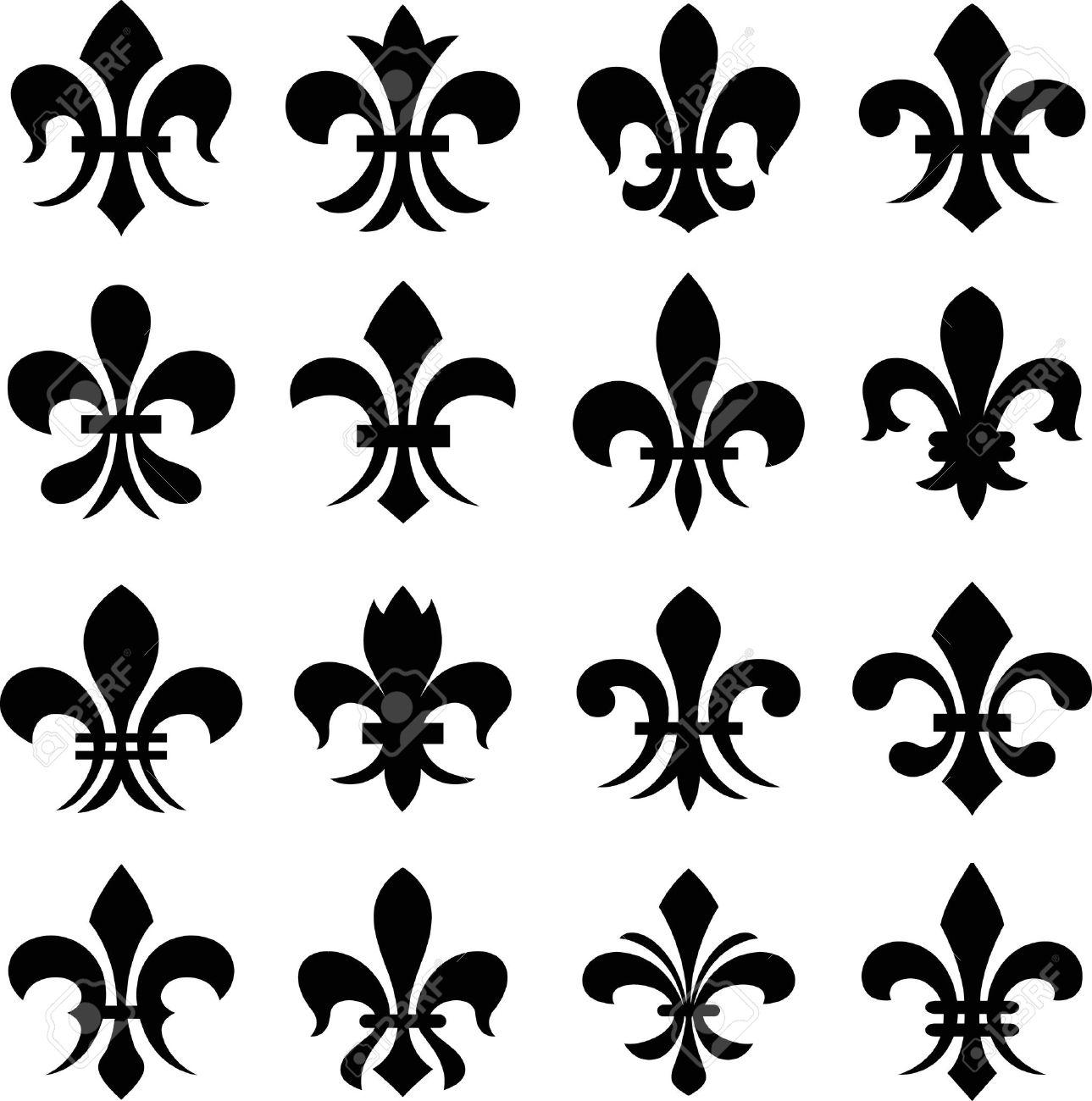 Fleur de lis orleans symbol royalty free cliparts vectors and fleur de lis orleans symbol stock vector 17176496 buycottarizona Images