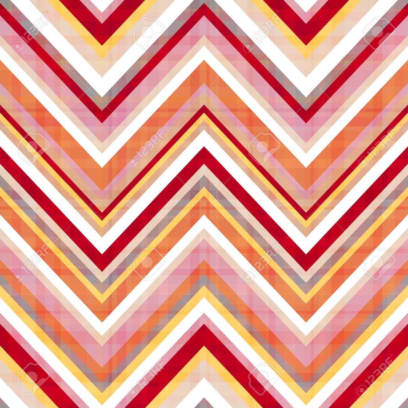 seamless chevron pattern Stock Vector - 22238137