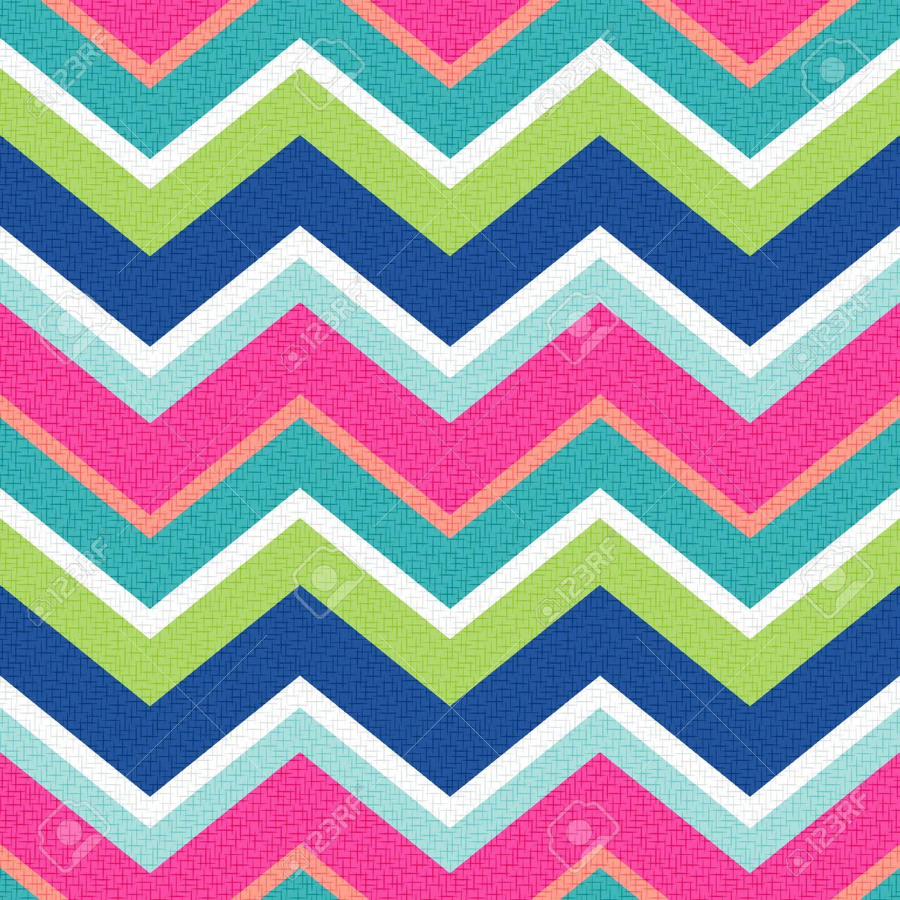 seamless retro zig zag pattern Stock Vector - 24510042