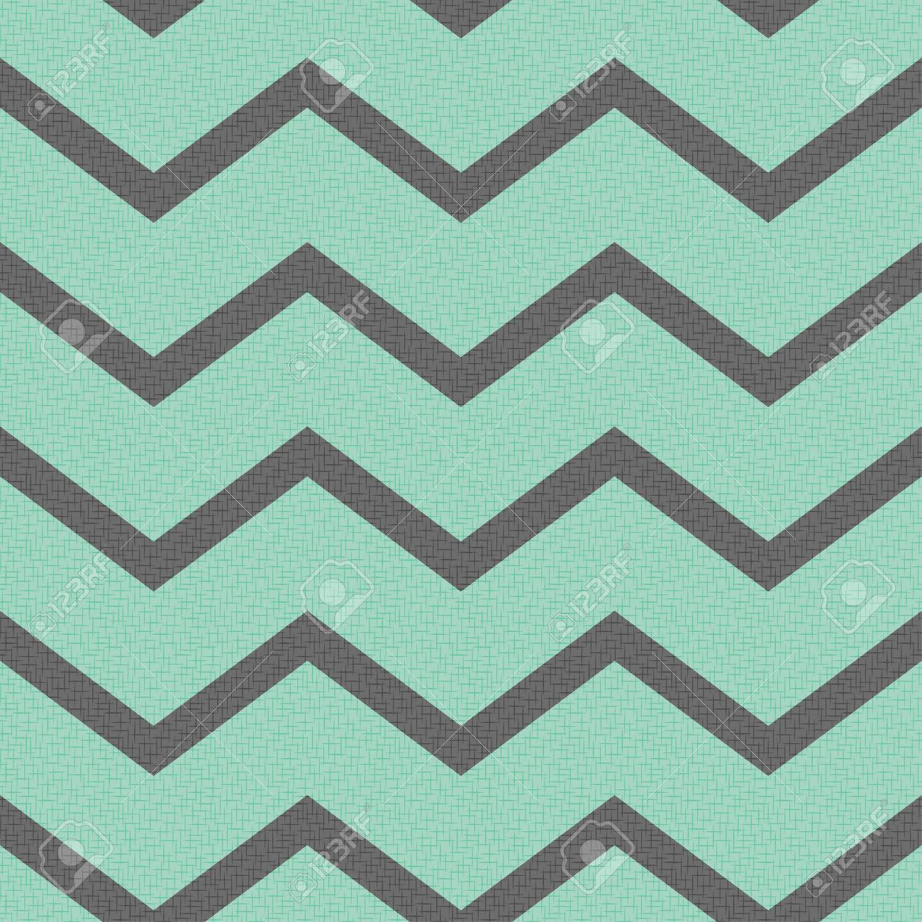 seamless retro zig zag pattern Stock Vector - 24527496