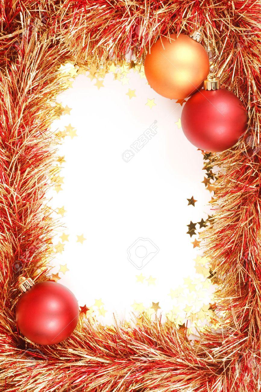 Vistoso Plantilla Navidad Ornamento - Ejemplo De Currículum ...
