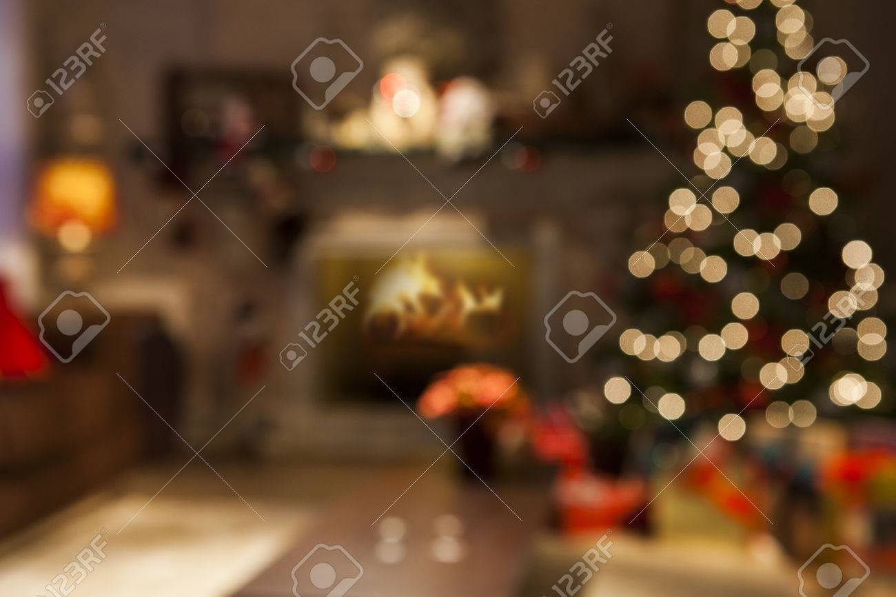 Brown christmas tree ornaments - Tree Ornaments Christmas Decoration Background Christmas Blurry