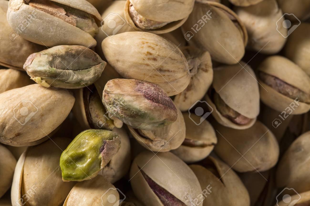 pistachio nuts close up - 78936920