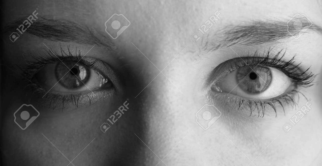 Human eyes closeup Stock Photo - 790853