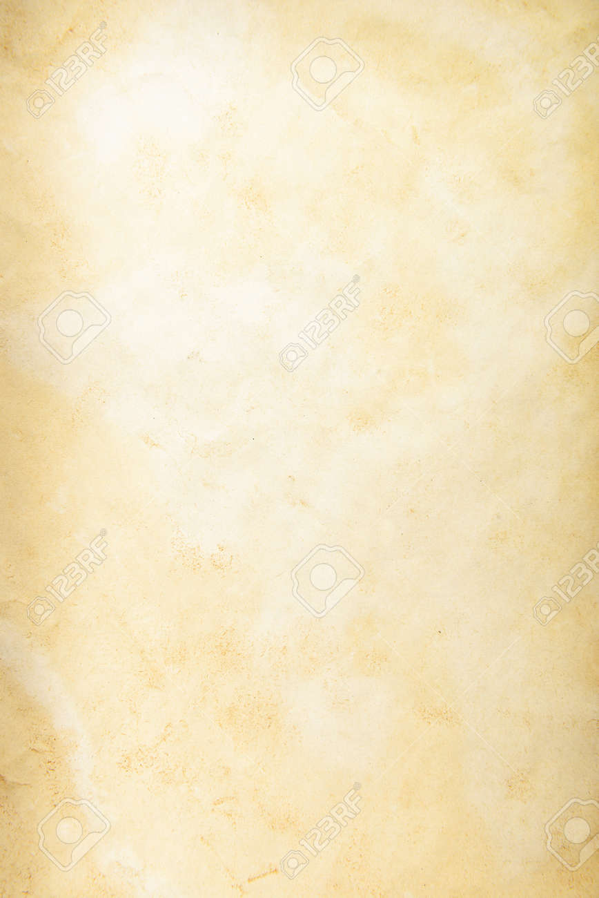 Vintage Paper Background For Design Template Stock Photo, Picture ...