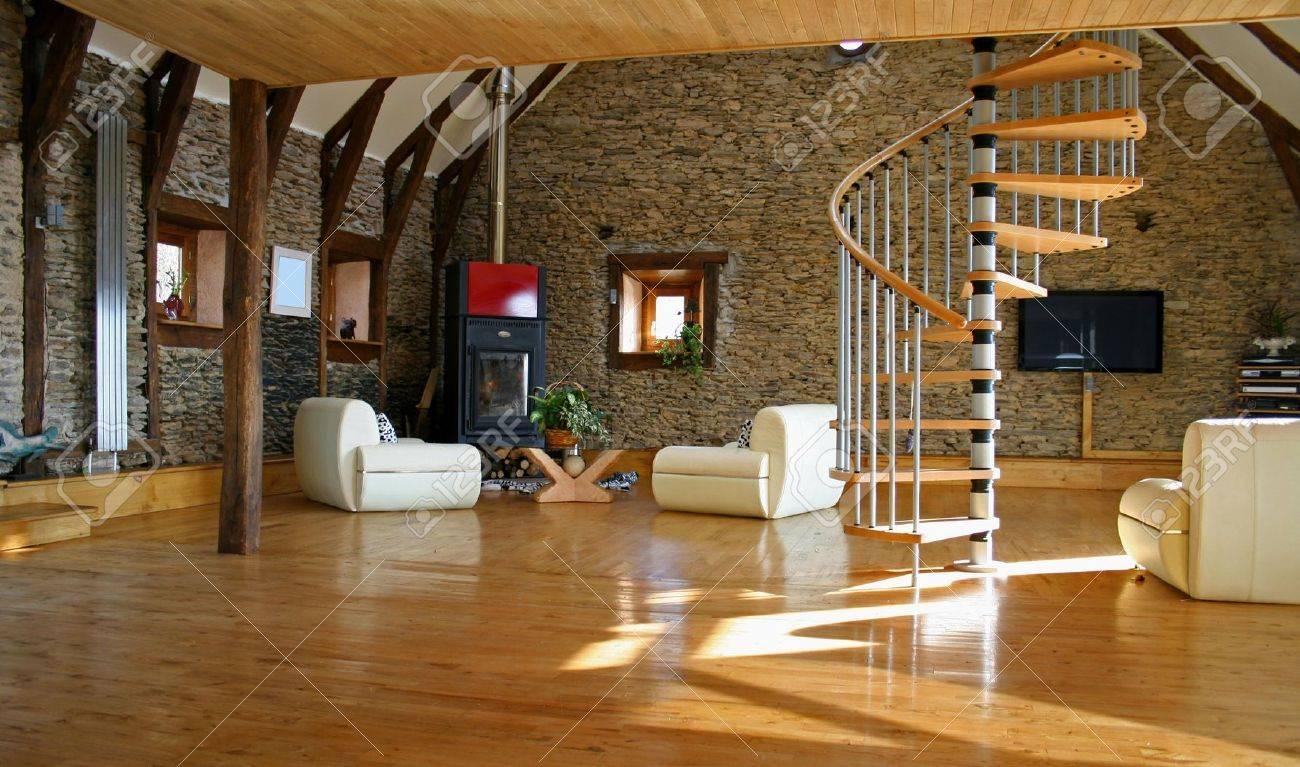 treppe im wohnzimmer | jtleigh - hausgestaltung ideen, Hause ideen