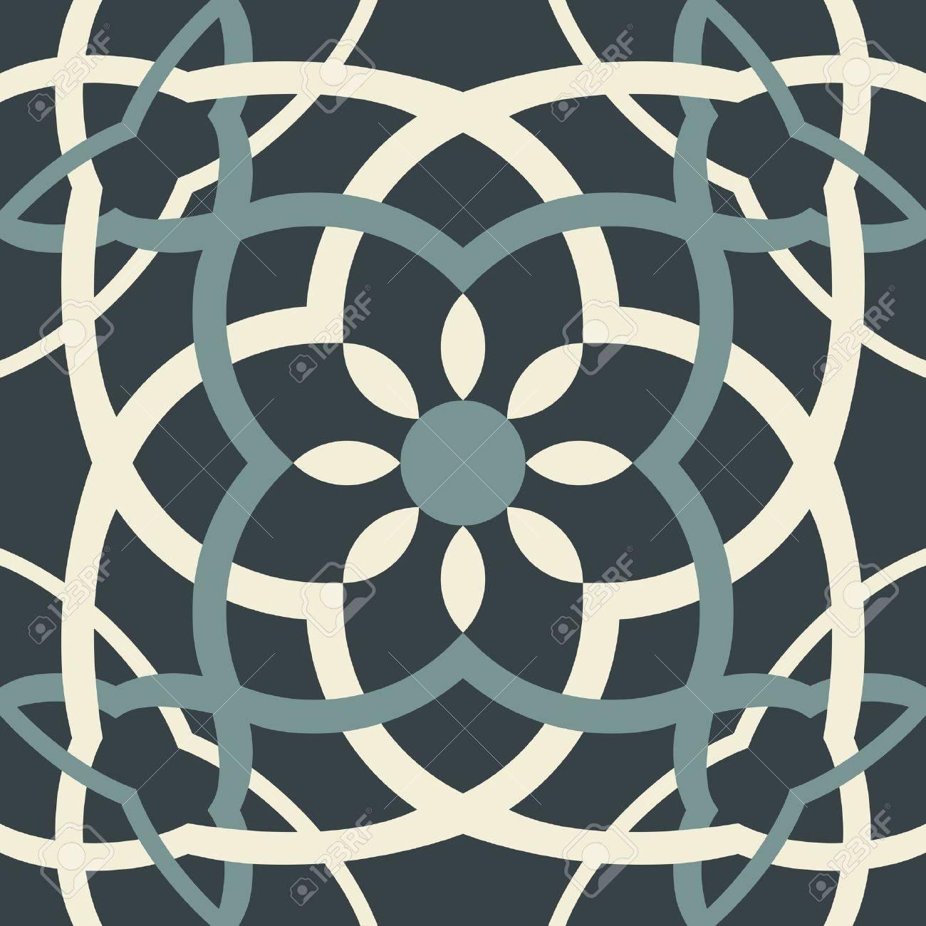 Arabesque seamless pattern in editable file Stock Vector - 14184574