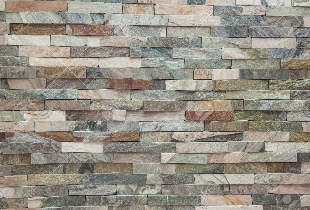Iets Nieuws Nep Stenen Muur Gevel Binnen Appartement Interieur Creëren &KD29