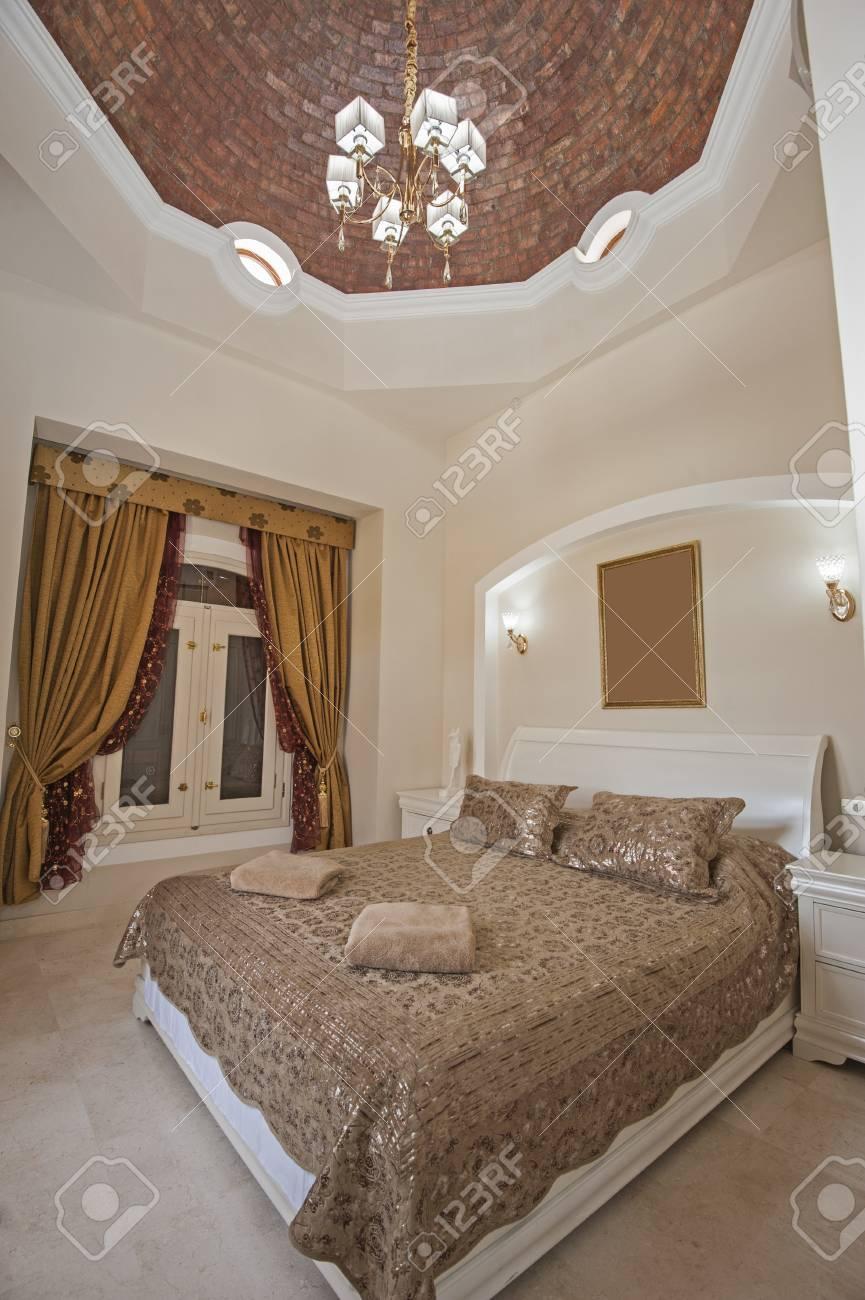 Design D Interieur Mobilier De Decoration De Salon De Luxe Chambre A