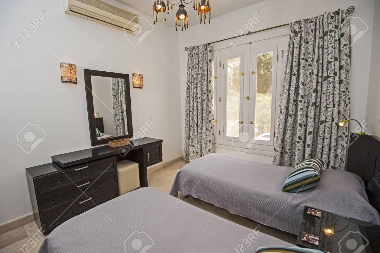 Interior Design Decor Furnishing Of Luxury Show Home Tropical ...