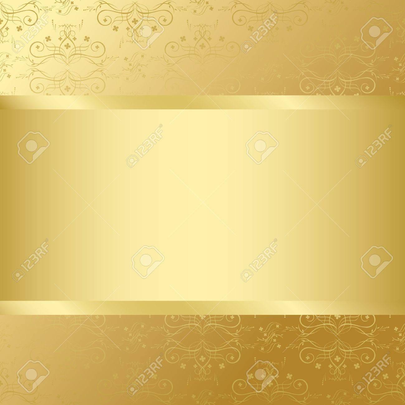 Golden Texture And Center