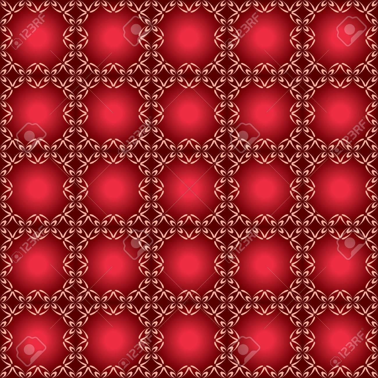 dark red vector pattern with gradient Stock Vector - 10739860