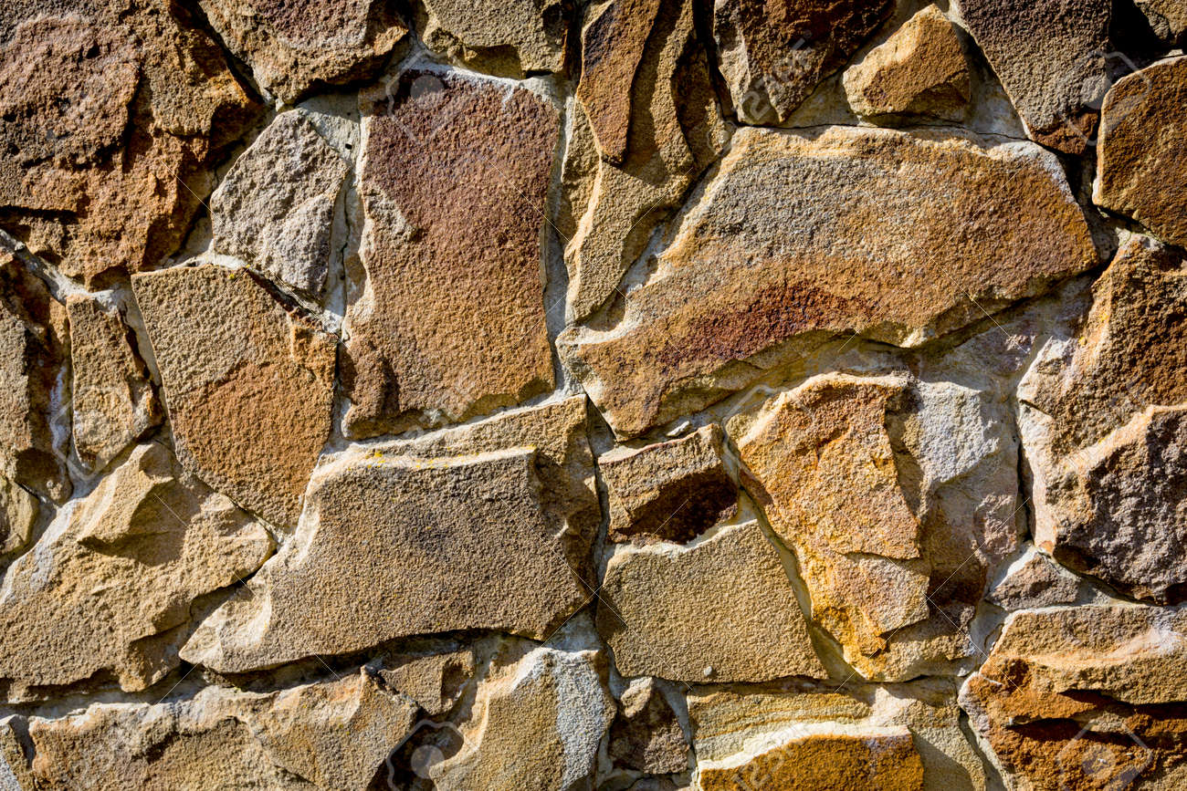 Abstract background with stonewall surface - 168208838