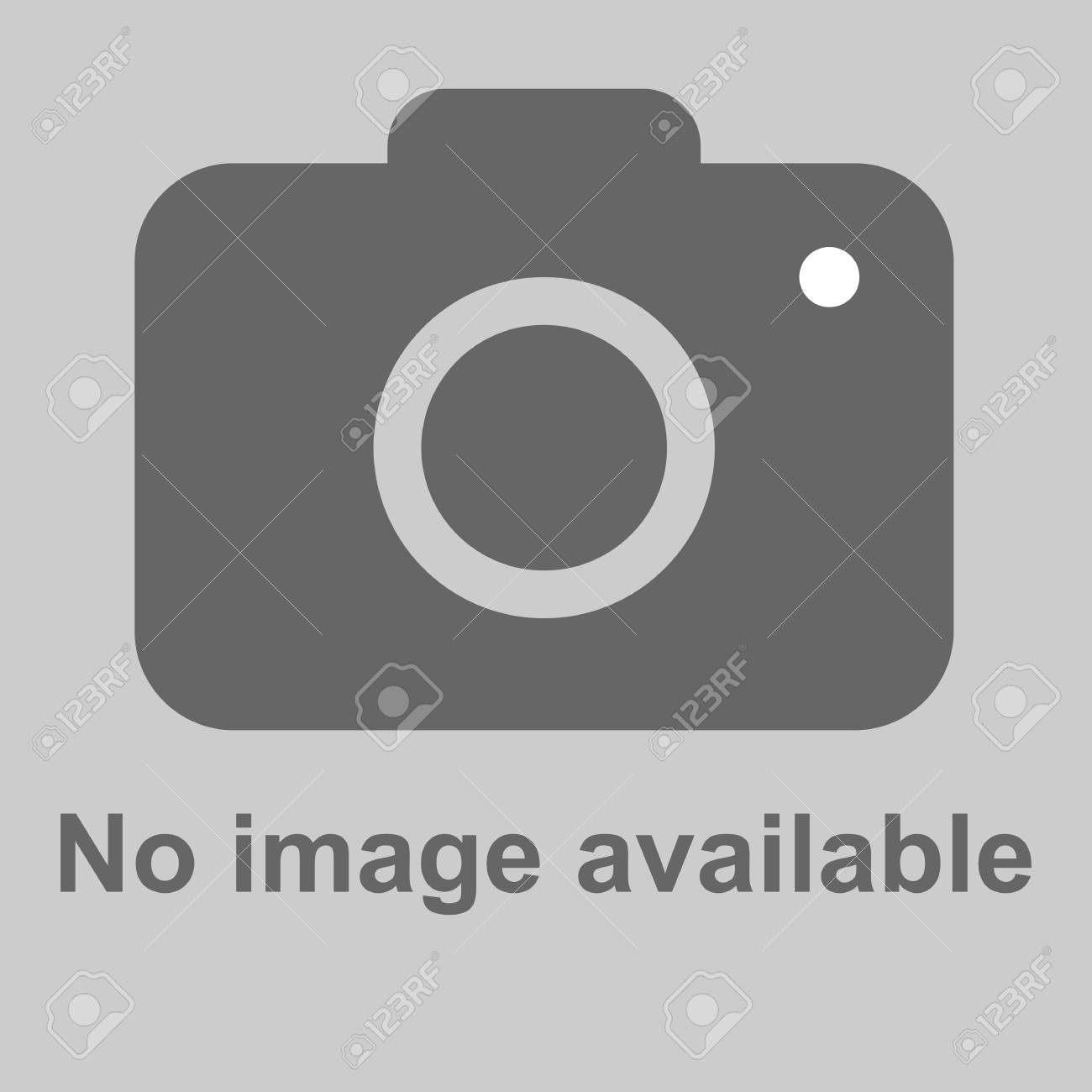 No image available icon. Flat, vector illustration - 112815932