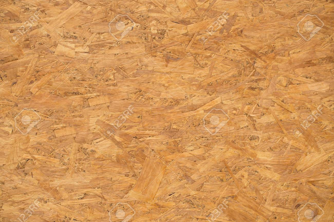 background and texture concept - particleboard wooden wet surface or board. - 70098257