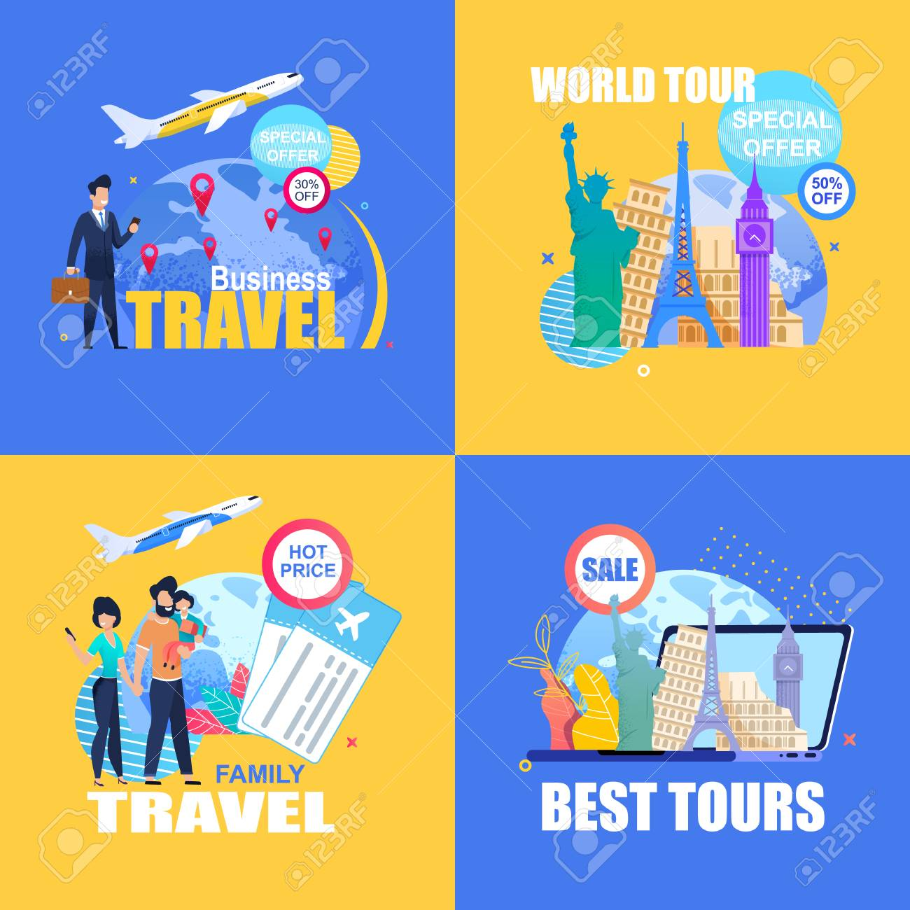 Unduh 1010+ Background Banner Tour Terbaik