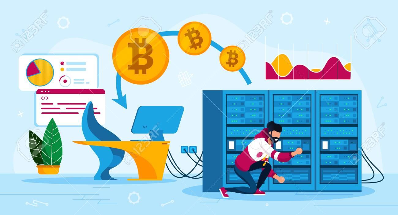 Tre informatici in un capannone. Viaggio nella fabbrica di bitcoin - La Stampa