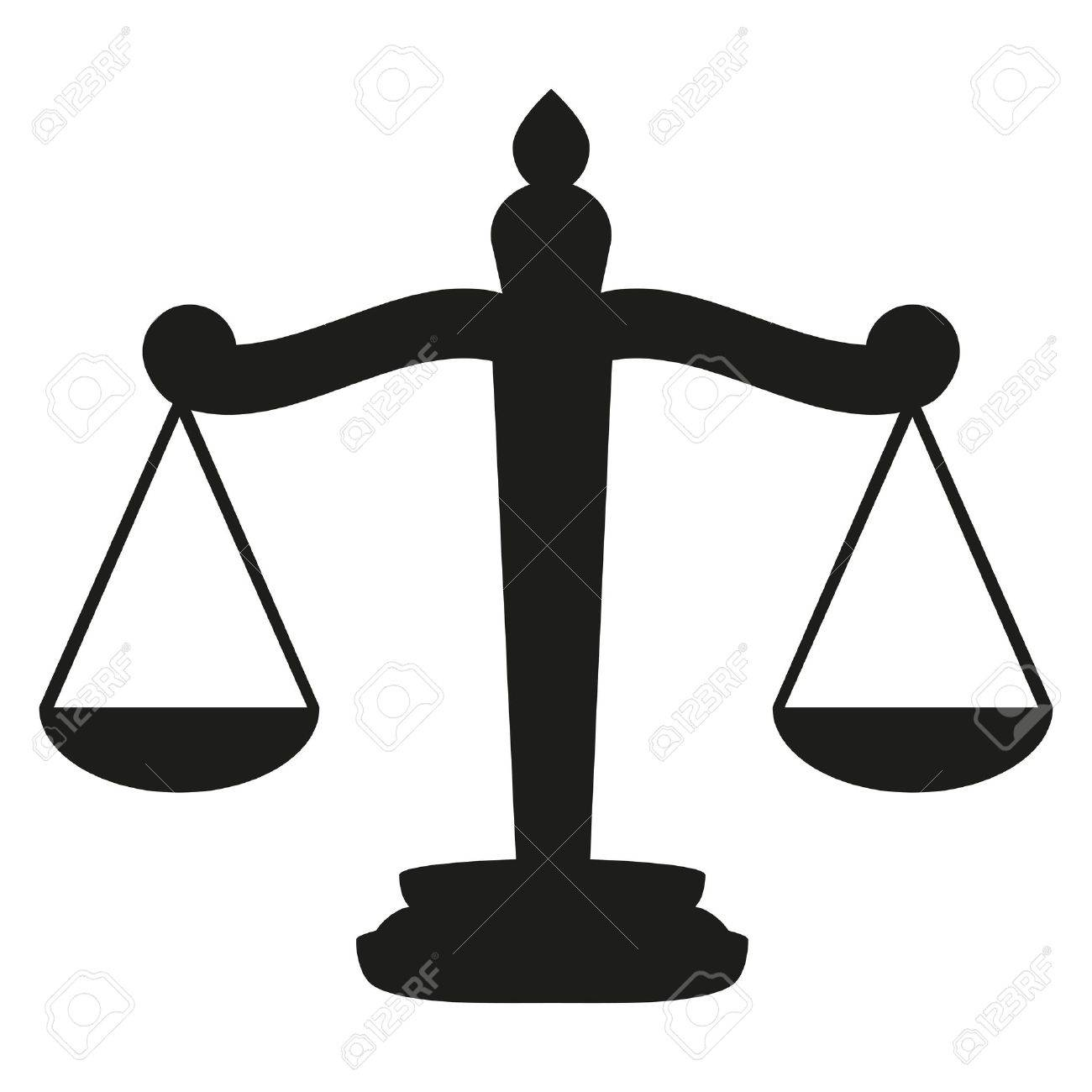 Scales of Justice - 16672146