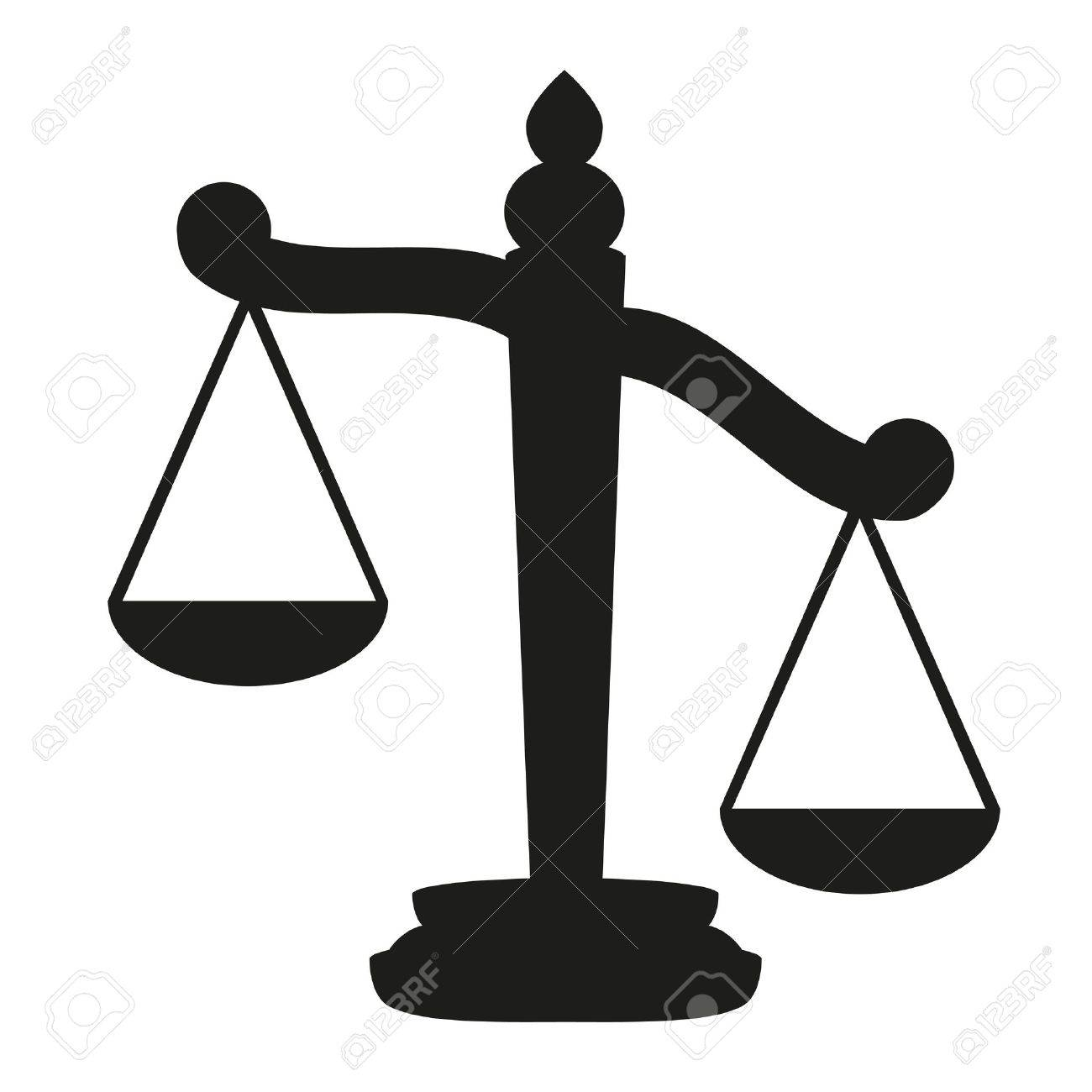 Scales of Justice - 16672147