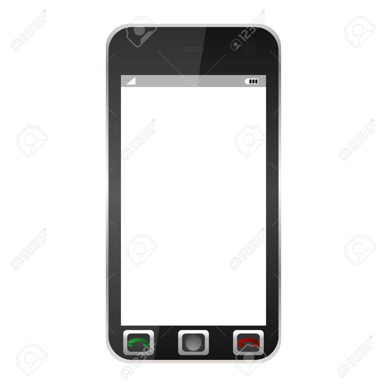 mobile phone Stock Vector - 16672172