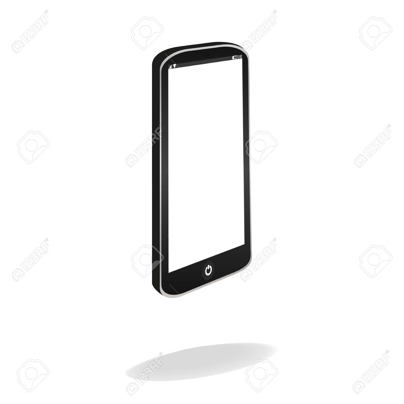 mobile phone Stock Vector - 18160060