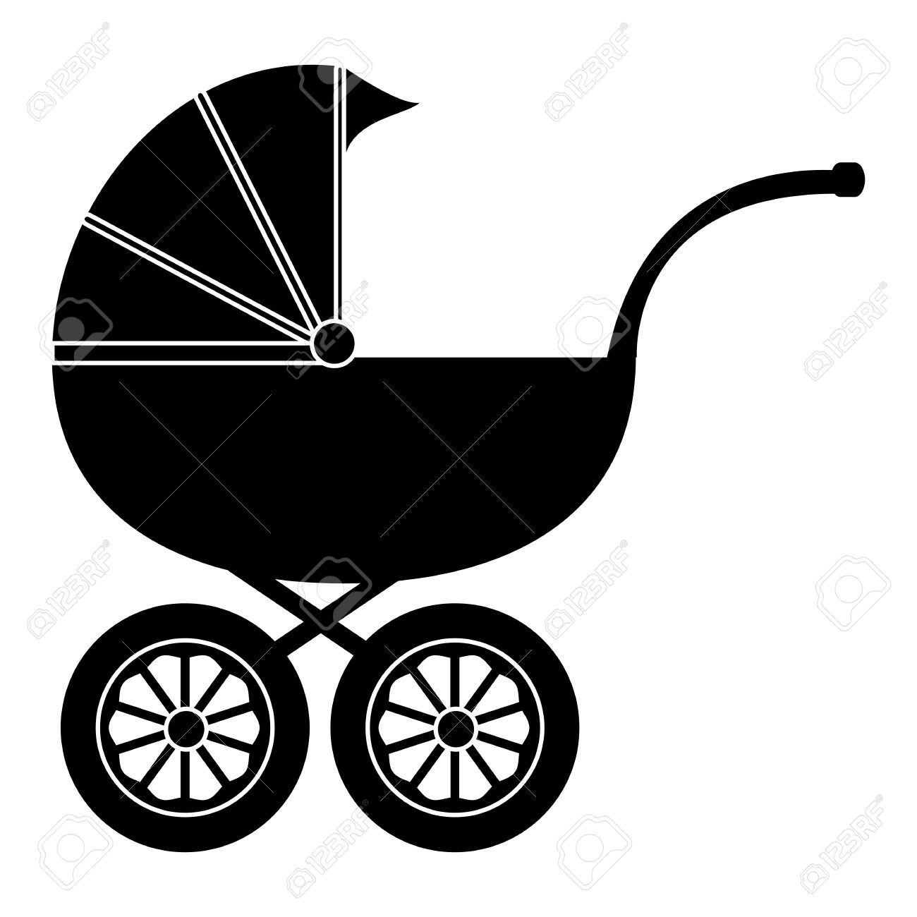 Baby Carriage Vector | Info