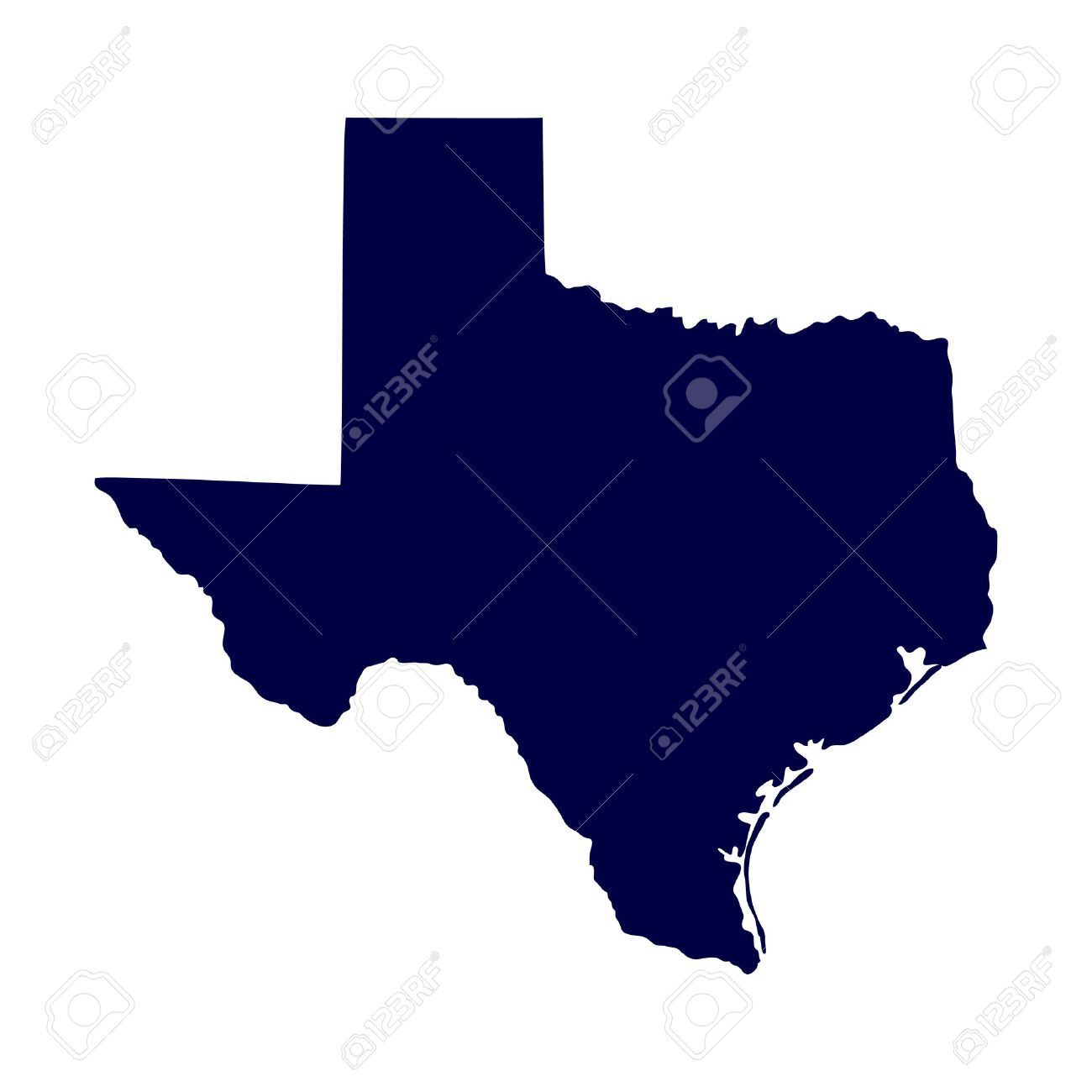 map of the U S state of Texas - 28009673