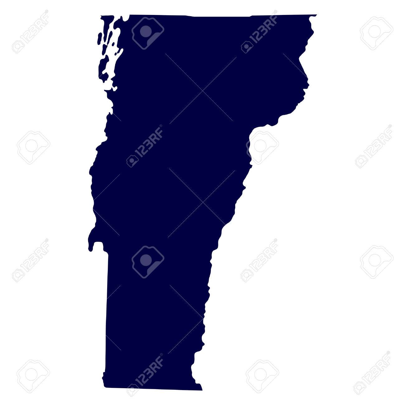 List Of Cities In Vermont Wikipedia Vermont On Us Map My Blog - Vermont in us map