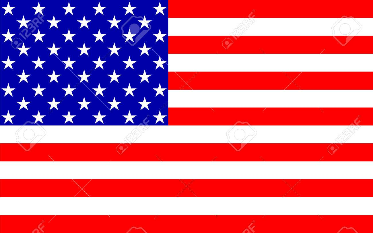 American Flag - 43891829