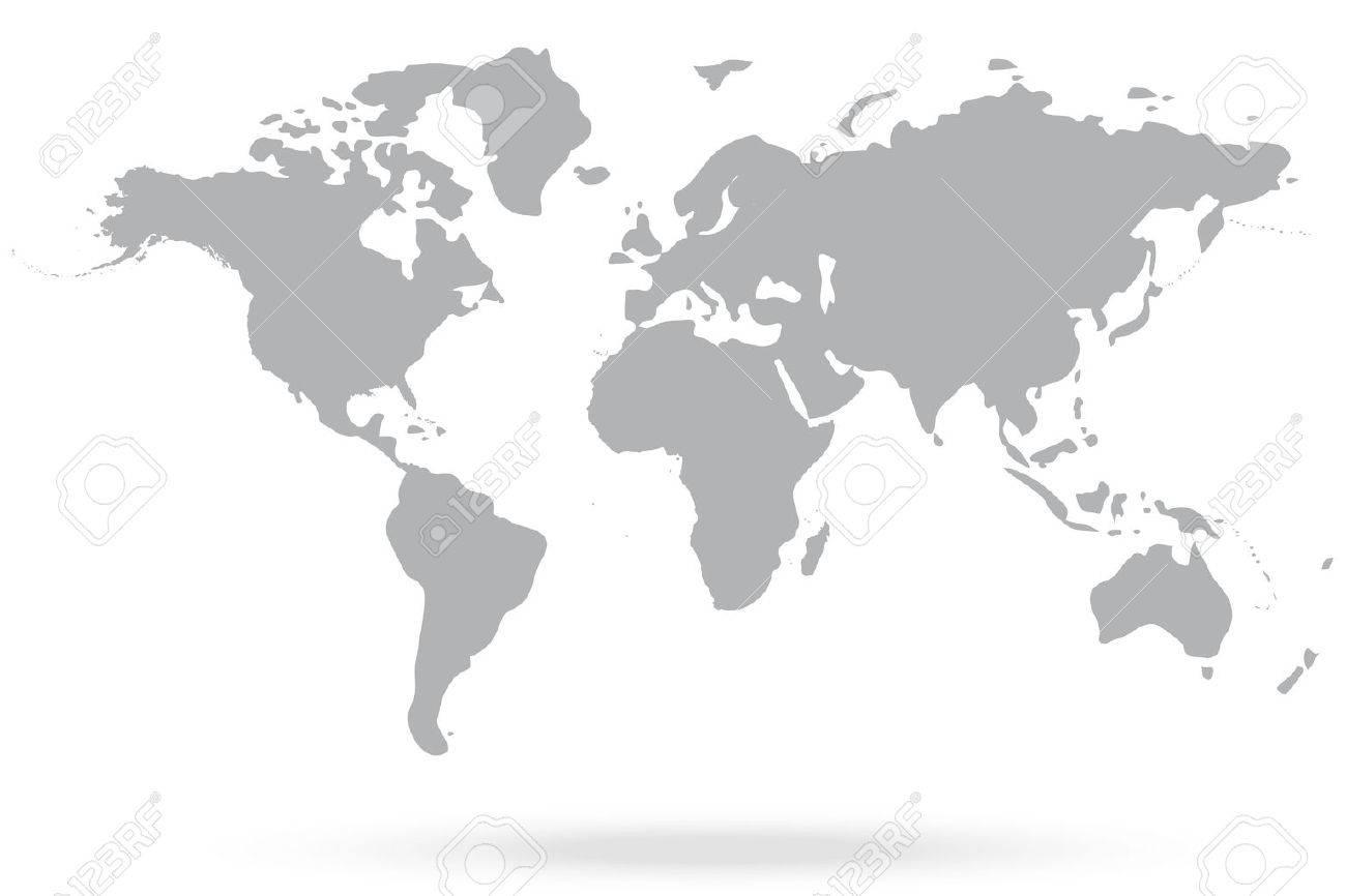 world map - 45354073