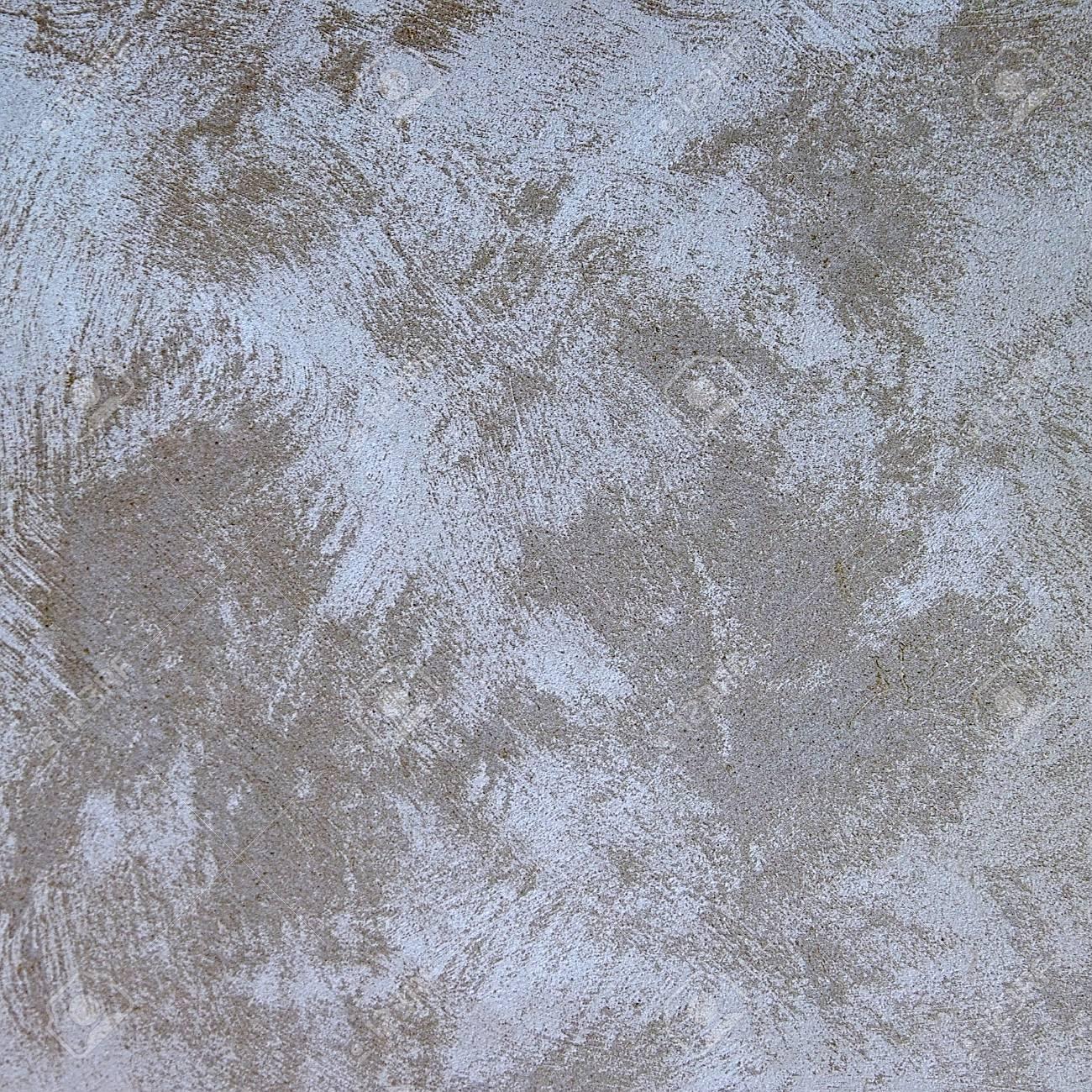 Papier Peint Effet Crepi crépis motif de texture gris avec effet perlé