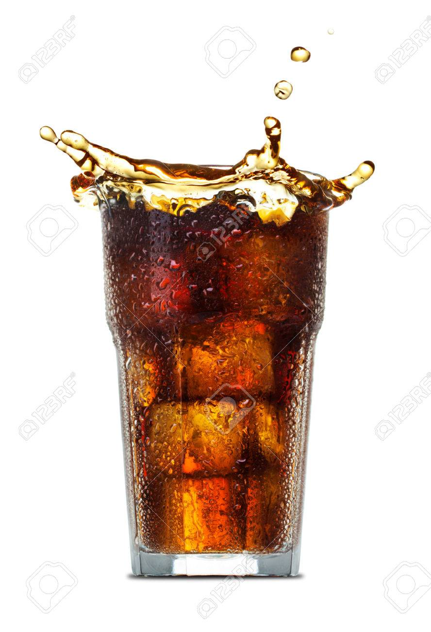 http://previews.123rf.com/images/pavlok/pavlok1505/pavlok150500044/40383341-close-up-view-on-glass-with-coke-and-ice-on-white-background-Stock-Photo.jpg