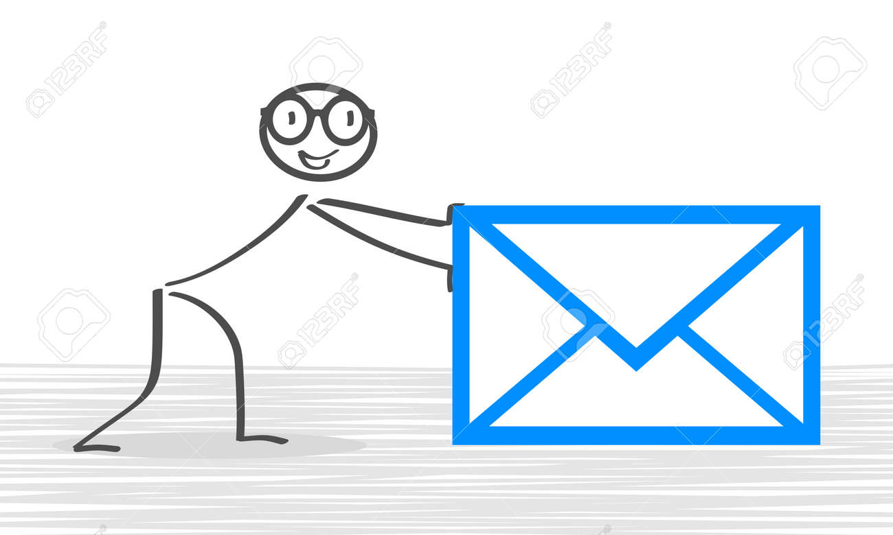 Delivery letters concept illustration - 149797588