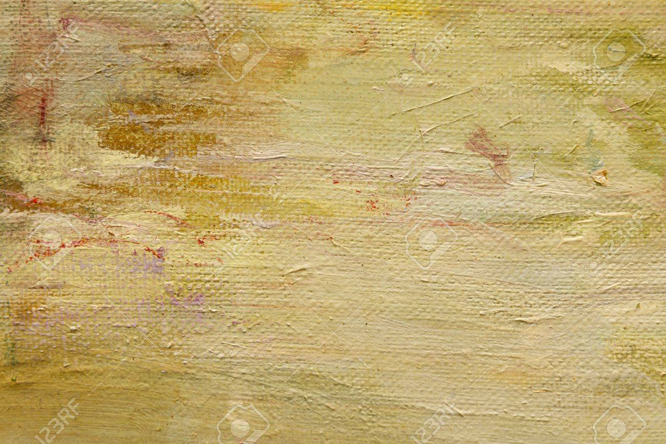 Abstract Wallpaper Of Oil Painting With Brush Strokes In Pastel Stock Photo Picture And Royalty Free Image Image 21643382