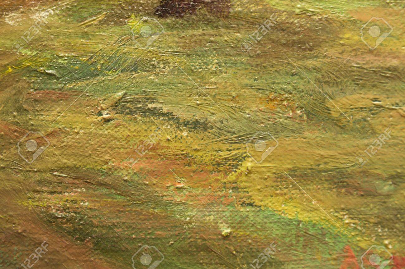 Abstract Wallpaper Of Oil Painting With Brush Strokes In Pastel Stock Photo Picture And Royalty Free Image Image 21643383