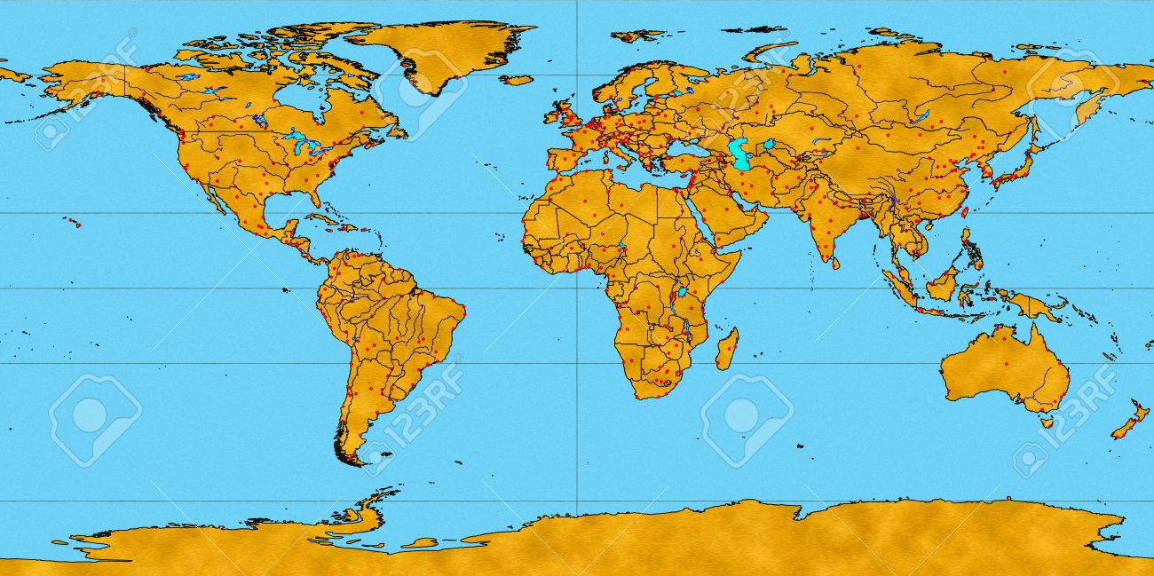 World Wide Map Natural Gas Pipeline Map - World wide map