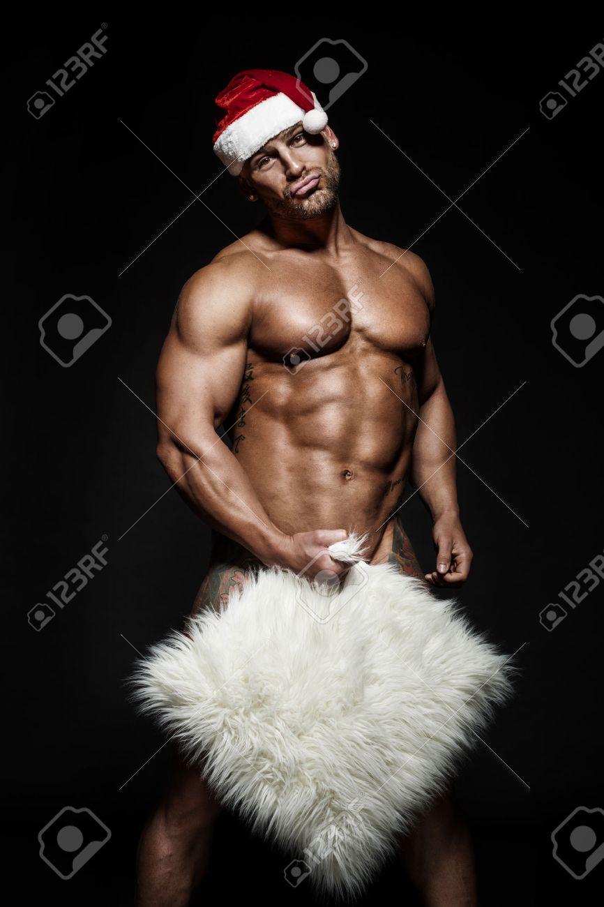 Naked black santa fucking picture