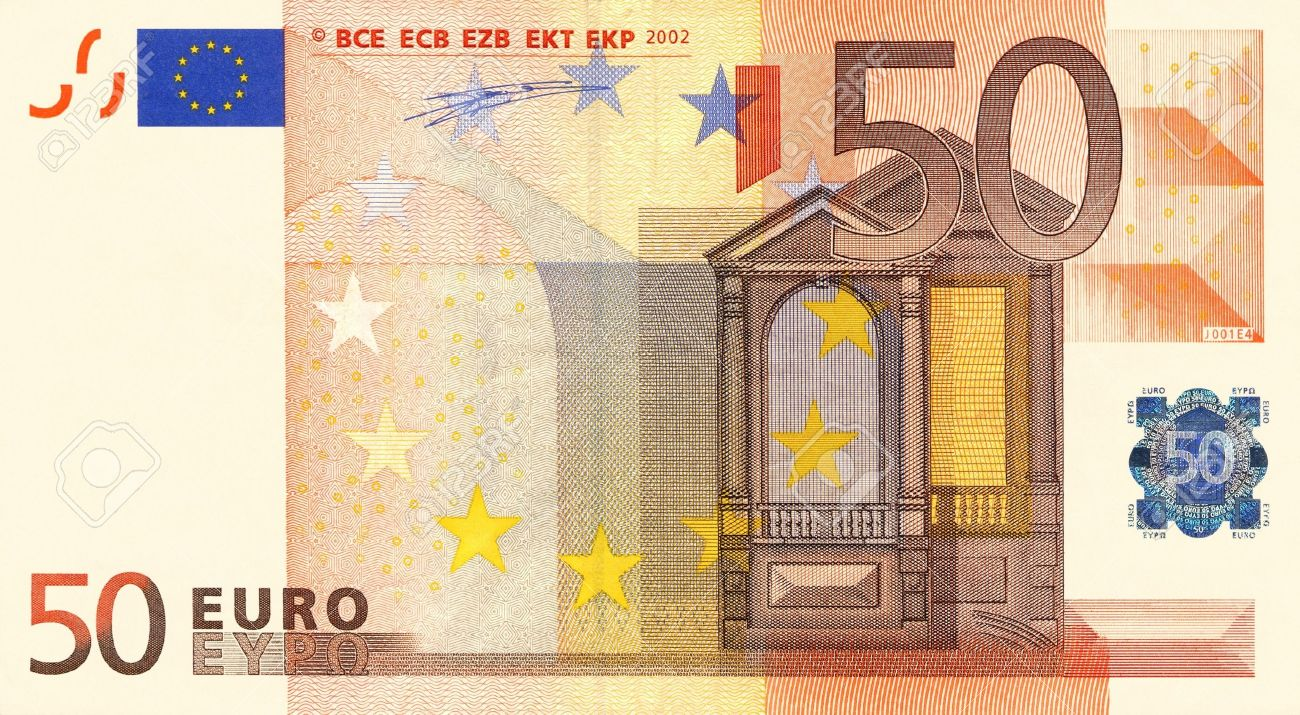 50 Euro bill Stock Photo - 382441