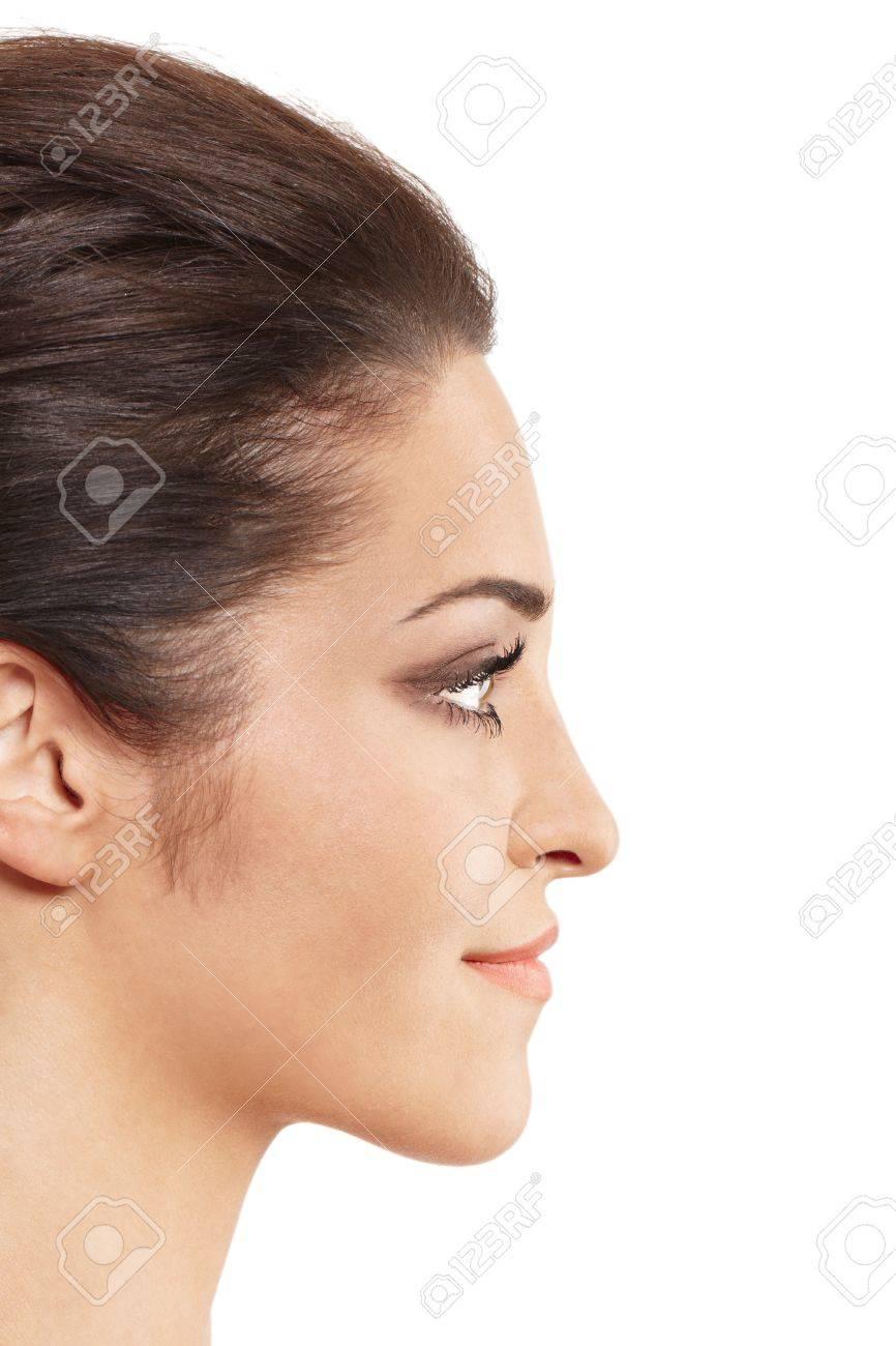 Фото красивых женских профилей 8 фотография